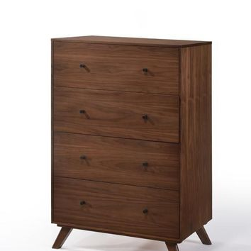 Modrest Addison Mid-Century Modern Walnut Chest