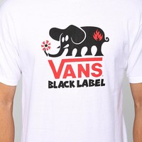 Vans Black Label Skateboards Tee - Urban Outfitters