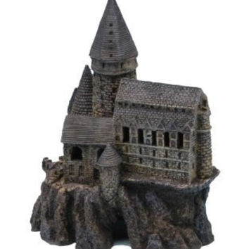 AQUATICS - ORNAMENTS/DECOR - MAGICAL CASTLE MEDIUM ORNAMENT - AGE-OF-MAGIC - PENN PLAX INC - UPC: 30172027284 - DEPT: AQUATIC PRODUCTS
