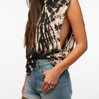 Urban Outfitters - Truly Madly Deeply Tie Dye Show Some Muscle Tee