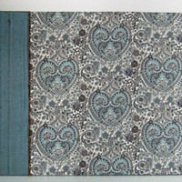 Large Wedding Guest Book : Liberty Print Kitty Grace