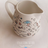 "little pitcher ""tattoo collection """