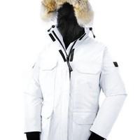 Women's Goose EXPEDITIO down jacket Coat Winter thick cotton padded jacket