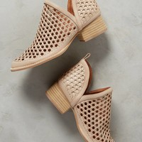 Jeffrey Campbell Bolton Perforated Booties