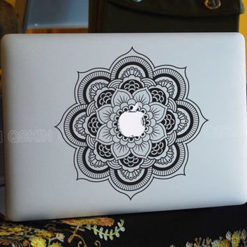Decal for Macbook Pro, Air or Ipad Stickers Macbook Decals Apple Decal for Macbook Pro / Macbook Air 0052
