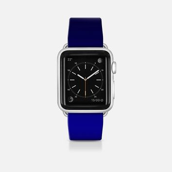 Black to blue gradient Apple Watch Band (42mm)  by WAMDESIGN | Casetify
