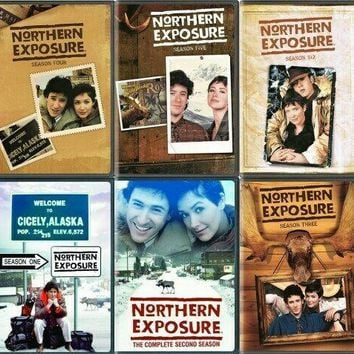 Northern Exposure Complete series on DVD