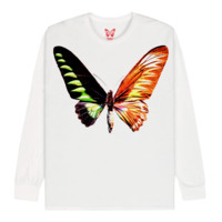 Butterfly Tour LS Tee