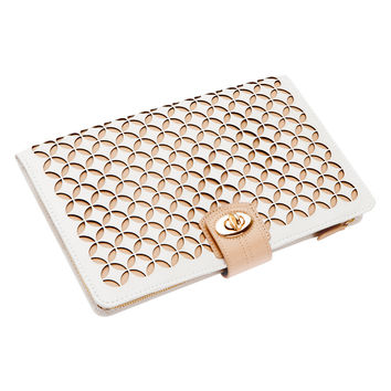 WOLF Women's Chloé Jewelry Portfolio - Cream/Tan