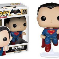 Funko Pop Heroes: Batman v Superman - Superman Vinyl Figure