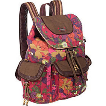 The Sak Artist Circle Backpack - eBags.com