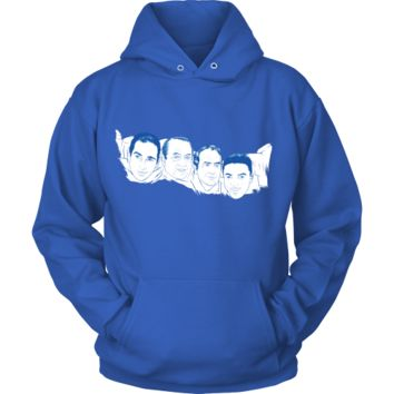 "Dodgers ""Mount Rushmore"" Hoodie"