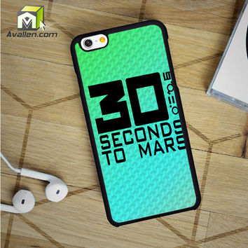 30 Second To Mars Guardians Toska iPhone 6 Case by Avallen