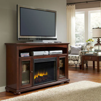 Pleasant Hearth Everest Media Electric Fireplace