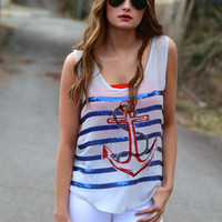 Be The Anchor Tank