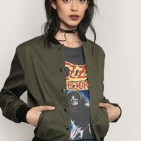 MIGHTY BOMBER JACKET