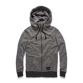 Men's Classics High Zip Hoodie