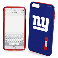New York Giants Impact Dual Hybrid AI6 Cover for iPhone 6 Plus Official NFL TPU 2-PIECE