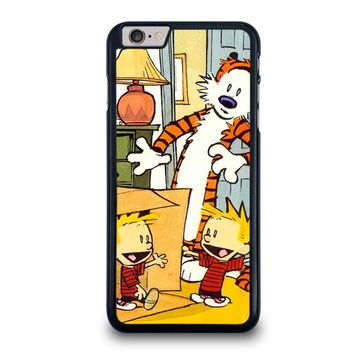 CALVIN AND HOBBES DUPLICATOR iPhone 6 / 6S Plus Case Cover