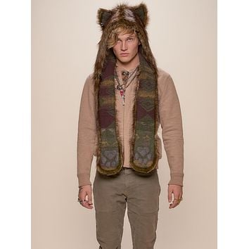 Forest Fox Italy Collector Edition SpiritHood
