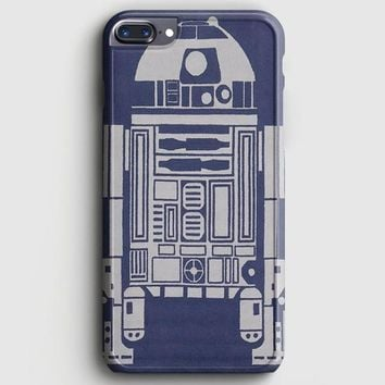 R2-D2 Area Rugs iPhone 7 Plus Case
