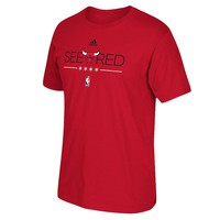 adidas Chicago Bulls 2015 NBA Playoffs It Takes Practice Tee