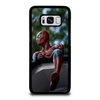 SPIDERMAN J. COLE FOREST HILLS Samsung Galaxy S8 Case Cover