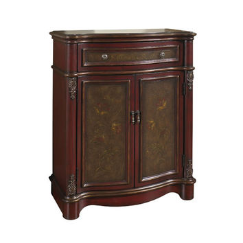 Pulaski Furniture DS-739209 RIGHT2HOME Brown Accent Chest