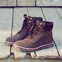 The Seattle Hiker Boot