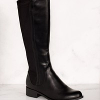 Chester Black Riding Boots