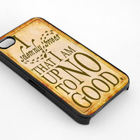 I Solemnly Swear Harry Potter for iphone 4/4s case, iphone 5/5s/5c case, samsung s3/s4 case cover