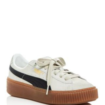 PUMA Core Lace Up Platform Sneakers | Bloomingdales's