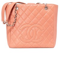 Chanel CC Small Tote (Previously Owned)