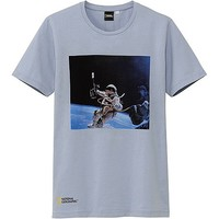 MEN NATIONAL GEOGRAPHIC SHORT SLEEVE T-SHIRT