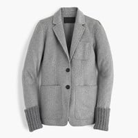 J.Crew Womens Collection Cashmere Blazer