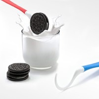 The Dipr The Ultimate Cookie Spoon 5 Color Spoons in the Package