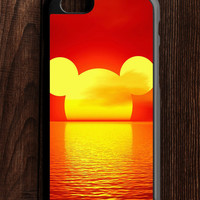 Mickey Mouse Sunset iPhone 6 | 6S Case