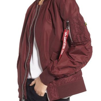 Alpha Industries L-2B Scout Water Resistant Flight Jacket | Nordstrom