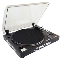 PLTTB3U Belt Drive USB Turntable with Digital Recording Software