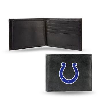 INDIANAPOLIS COLTS EMBROIDERED BILLFOLD