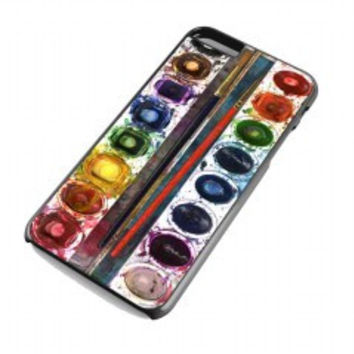 Watercolor Set for iphone 6 plus case