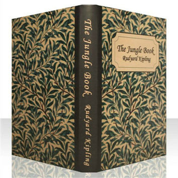 Kobo Touch Cover - Rudyard Kipling's Jungle Book Cover Case for the Kobo Touch e-Reader
