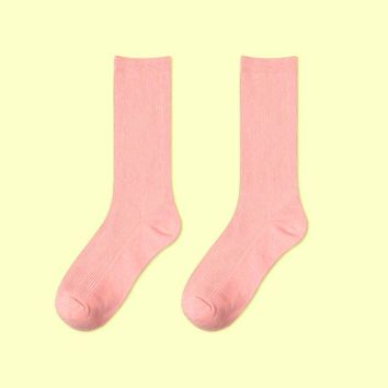 Essential Star Quality Socks | Light Pink