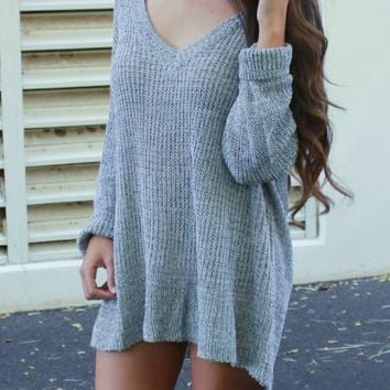 Tiana Knit Sweater Dress from Shop Gracie