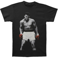 Muhammad Ali Men's  Again T-shirt Black