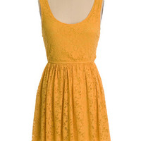 Honey Mustard Dress - $44.95 : Indie, Retro, Party, Vintage, Plus Size, Convertible, Cocktail Dresses in Canada