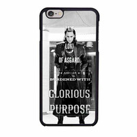 loki quote thor the avangers iphone 6 6s 4 4s 5 5s 6 plus cases