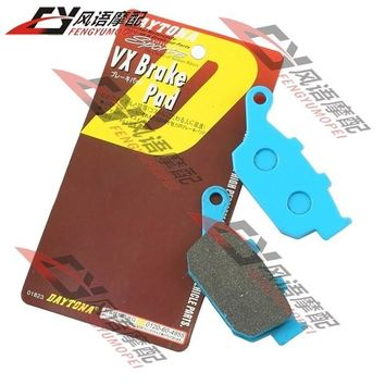 Motorcycle rear after brake pads for Honda CB400 1992-1998 CB-1 VFR400 NC24 brake pad motorcycle parts