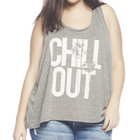 Chill Out Twist Back Tank | Wet Seal +
