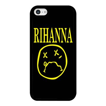 Nirvana Rihanna iPhone 5C Case